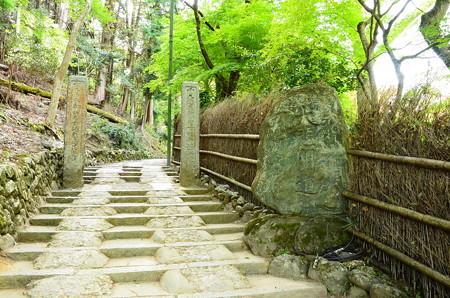 千光寺・大悲閣入口