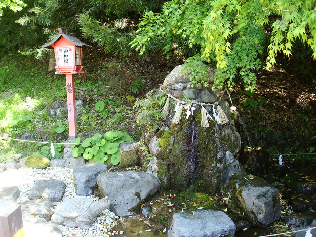 真名井の水