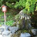 写真: 真名井の水