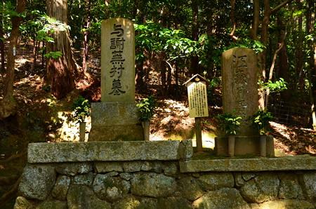与謝蕪村の墓