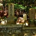 写真: 与謝蕪村の墓