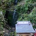 写真: 霊亀の滝