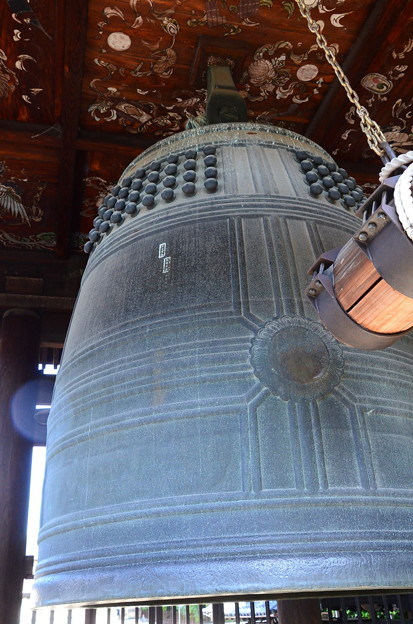 「国家安康」の鐘