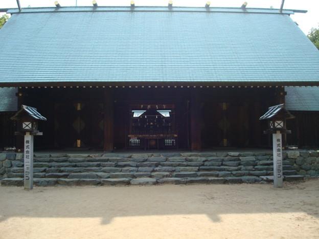 東雲神社本殿