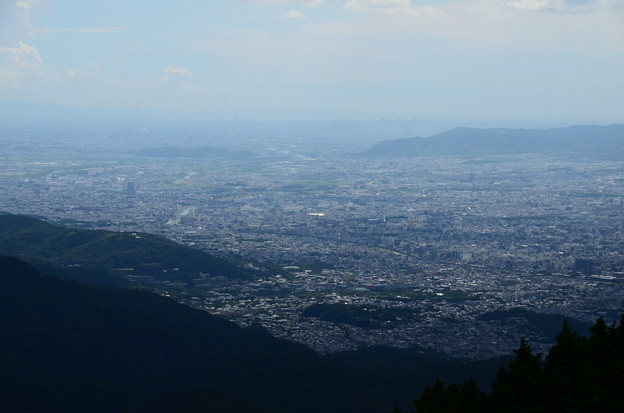 京都市内展望
