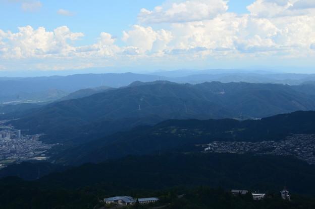 生駒山方面