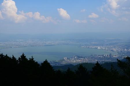 琵琶湖を望んで~