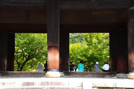 三門の風景