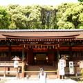 Photos: 宇治上神社拝殿