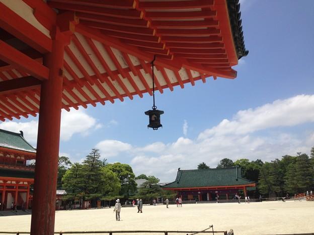 初夏の平安神宮