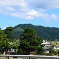 Photos: 出町橋から見る大文字