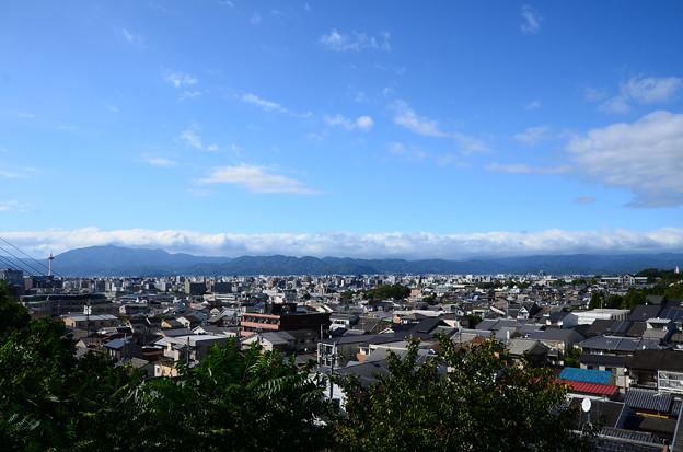 悲田院からの眺め