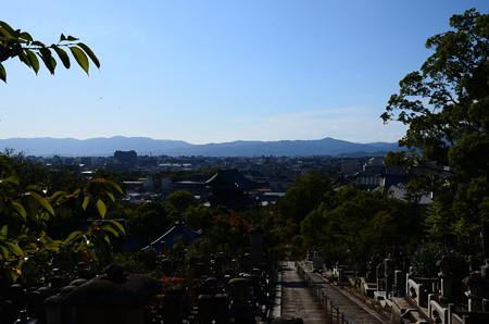 文殊塔前からの眺望