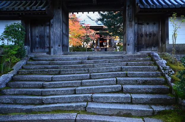 Photos: 西明寺山門