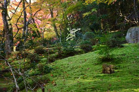 わらべ地蔵の秋
