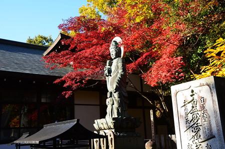 秋の松ヶ崎大黒天