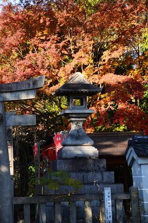 色づきの宗像神社