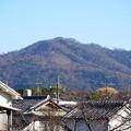 Photos: まだ秋色の大文字