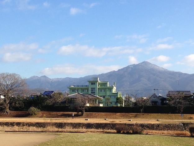 雪の比叡山