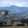 Photos: うっすらと雪の愛宕山