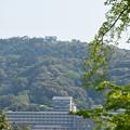 Photos: 将軍塚青龍殿とウェスティン都ホテル