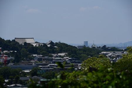 祇園閣が見えます