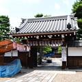 Photos: 地蔵盆準備の上善寺