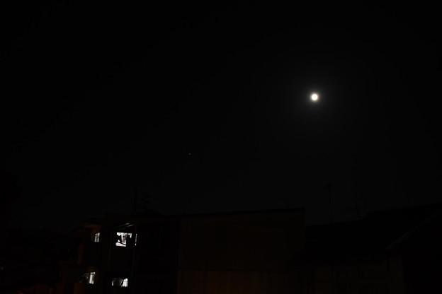 Photos: 月のある風景
