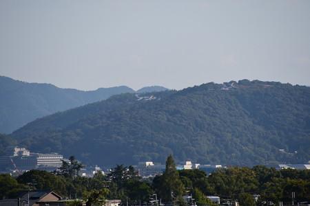 二葉姫稲荷からの眺望