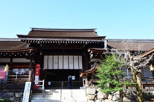 上賀茂神社本殿