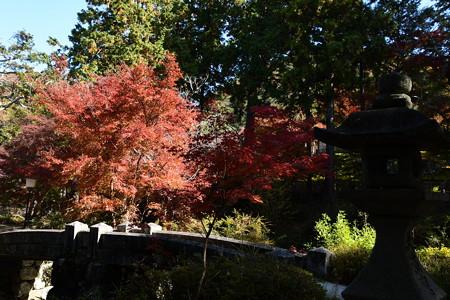 天満宮の紅葉