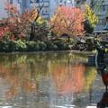 神泉苑の秋