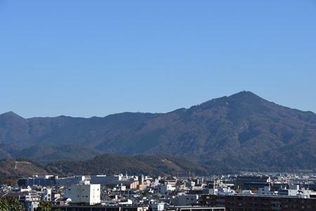比叡山と「妙、法」