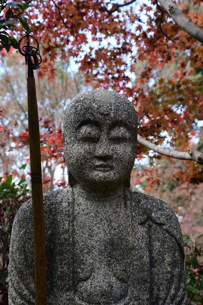 安楽寺の秋