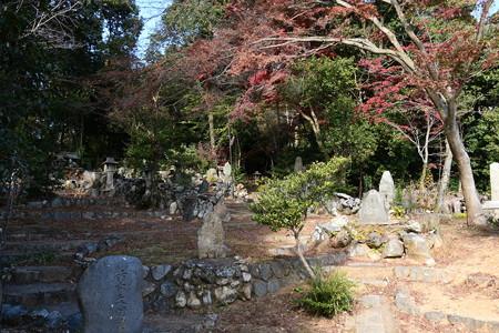 竹中稲荷の紅葉