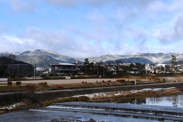Photos: 雪の山々