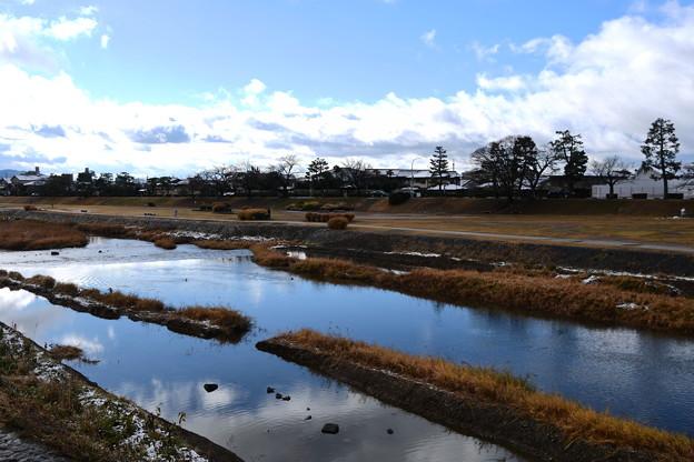 燦めく賀茂川