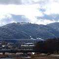 Photos: 将軍塚・青龍殿も雪の中