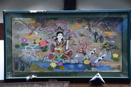 厳島神社の絵馬
