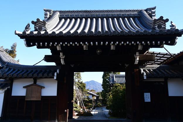 Photos: 天寧寺額縁門