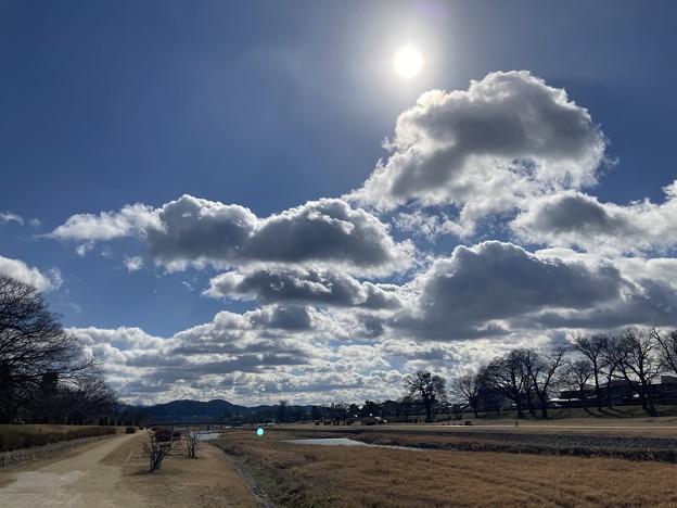 Photos: 燦めく雲