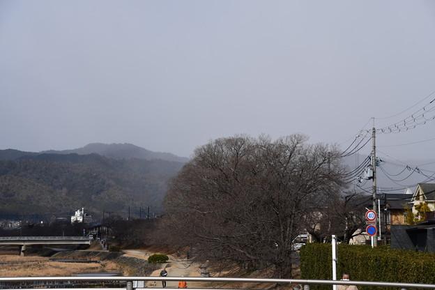 Photos: 北山には雪