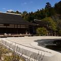Photos: 方丈と銀沙灘