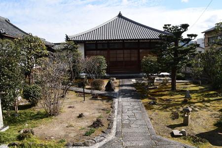 2月の常林寺