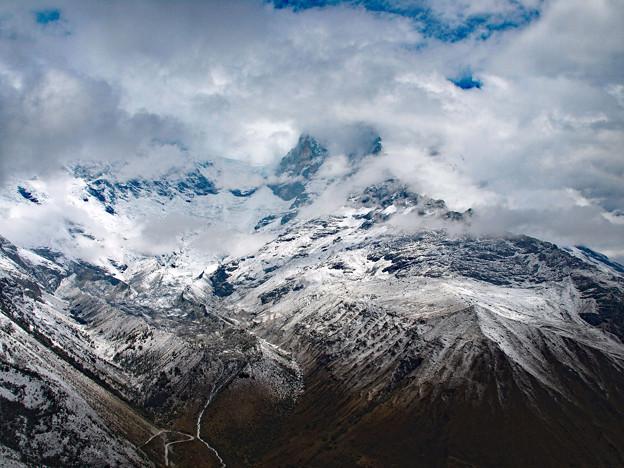 68.ワスカラン北峰