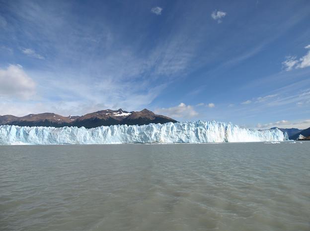 126.氷河の壁
