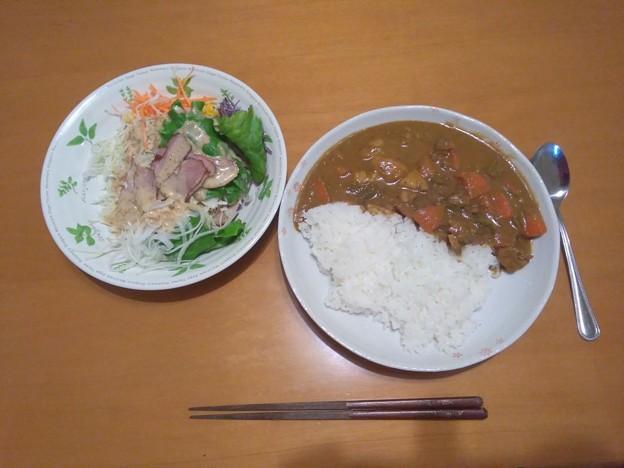 チキン・カレー・ライス