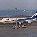 ANA JA8963機