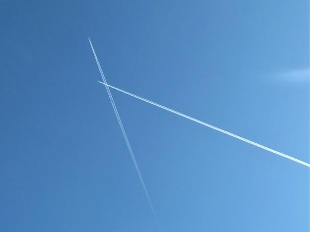 飛行機雲_6072