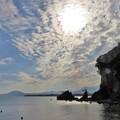 写真: 小さな港風景_2683